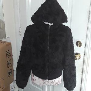 Pur Hoodie Women Coat